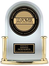 J.D. Power Award - Infinity from Marvin